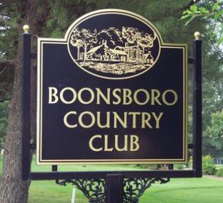 Boonsboro Country Club,Lynchburg, Virginia,  - Golf Course Photo