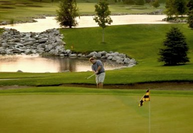 Wilderness Ridge Golf Club, 18-Hole Championship,Lincoln, Nebraska,  - Golf Course Photo