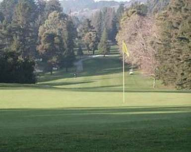 Golf Course Photo, Sequoyah Country Club, Oakland, 94605
