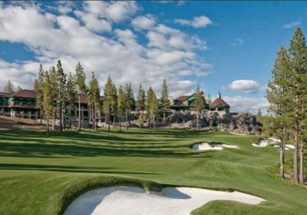 Martis Camp Club,Truckee, California,  - Golf Course Photo