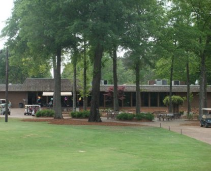 Golf Course Photo, Southern Oaks Country Club, Jacksonville, 72076