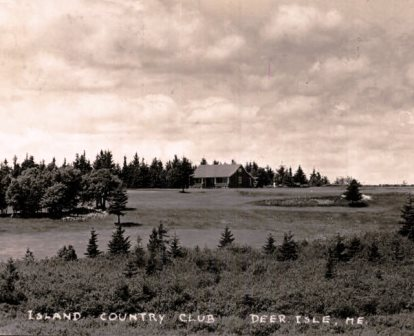 Island Country Club,Sunset, Maine,  - Golf Course Photo