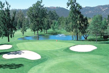 Golf Course Photo, Escondido Country Club, CLOSED 2013, Escondido, 92026