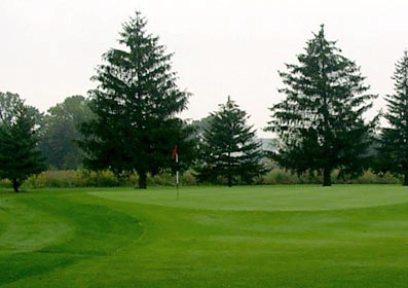 Rouge Park Golf Course, Detroit, Michigan, 48228 - Golf Course Photo