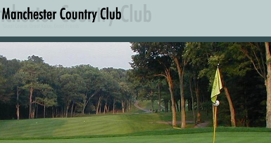Golf Course Photo, Manchester Country Club, Manchester, 06040