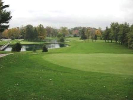 Golf Course Photo, Twin Lakes Golf Course, Mansfield, 44903