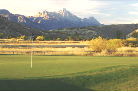 3 Creek Ranch Golf Club,Jackson, Wyoming,  - Golf Course Photo