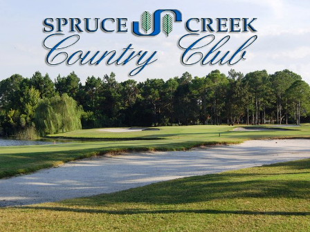 Spruce Creek Country Club, Port Orange, Florida, 32128 - Golf Course Photo