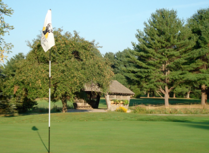 Foster Country Club,Foster, Rhode Island,  - Golf Course Photo