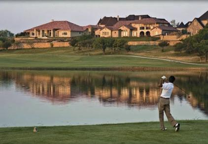 Golf Course Photo, The Golf Club At Castle Hills, Lewisville, 75056