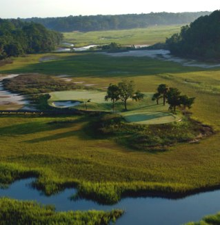 Golf Course Photo, Colleton River Plantation Club -Nicklaus, Bluffton, 29910