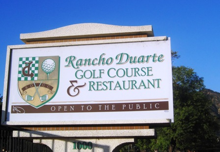 Rancho Duarte Golf Club,Duarte, California,  - Golf Course Photo