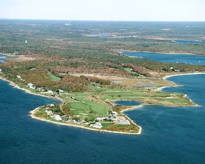 Kittansett Club, The,Marion, Massachusetts,  - Golf Course Photo