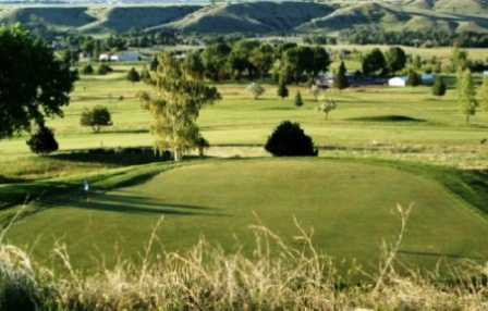 Kendrick Golf Course,Sheridan, Wyoming,  - Golf Course Photo