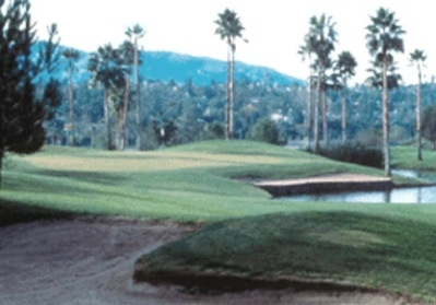 Golf Course Photo, Temeku Hills Golf Course, Temecula, 92591