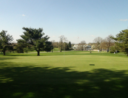 Bob O'Connor Golf Course at Schenley Park,Pittsburgh, Pennsylvania,  - Golf Course Photo