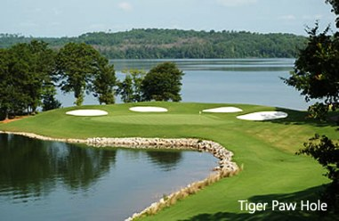Walker Golf Course, The, Clemson, South Carolina, 29634 - Golf Course Photo