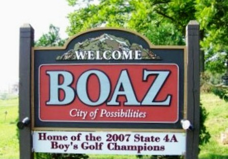 Boaz Golf Club, Boaz, Alabama, 35956 - Golf Course Photo