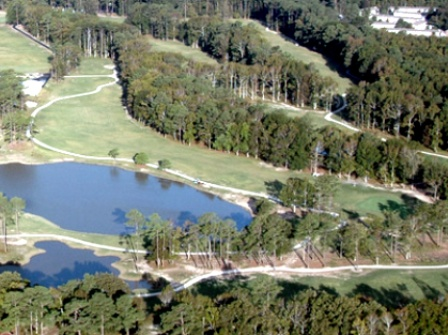 Red Wing Lake Golf Course,Virginia Beach, Virginia,  - Golf Course Photo