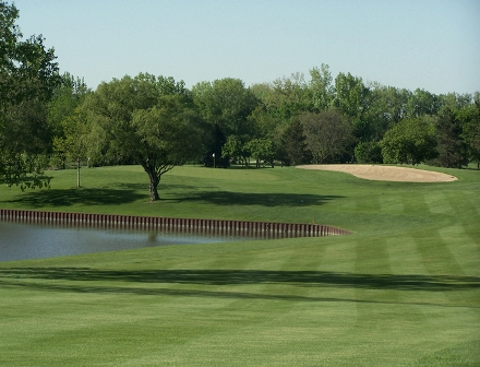Golf Course Photo, Palatine Hills Golf Course, Palatine, 60067