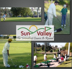 Sun Valley Golf Course, CLOSED 2017, La Mesa, California, 91941 - Golf Course Photo