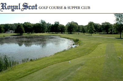 Royal Scot Country Club,New Franken, Wisconsin,  - Golf Course Photo