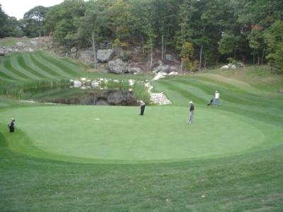 Larry Gannon Municipal Golf Course,Lynn, Massachusetts,  - Golf Course Photo