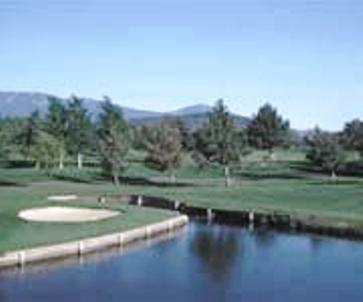 Golf Course Photo, Harbor Links Public Golf, Klamath Falls, 97601