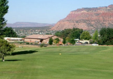 Golf Course Photo, Coral Cliffs Golf Course, CLOSED 2015, Kanab, 84741