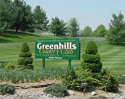 Greenhills Country Club,Ravenswood, West Virginia,  - Golf Course Photo