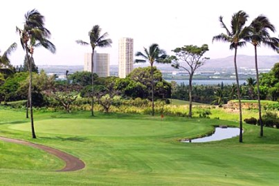 Pearl Country Club,Aiea, Hawaii,  - Golf Course Photo