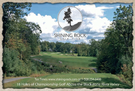 Golf Course Photo, Shining Rock Golf Course, Northbridge, 01534