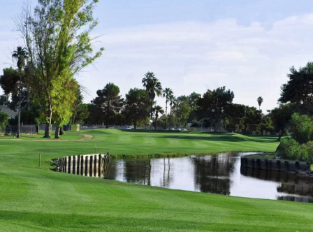 Royal Palms Golf Course, Mesa, Arizona, 85203 - Golf Course Photo