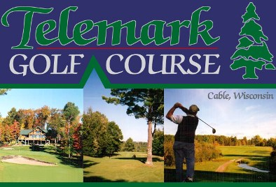 Telemark Country Club,Cable, Wisconsin,  - Golf Course Photo