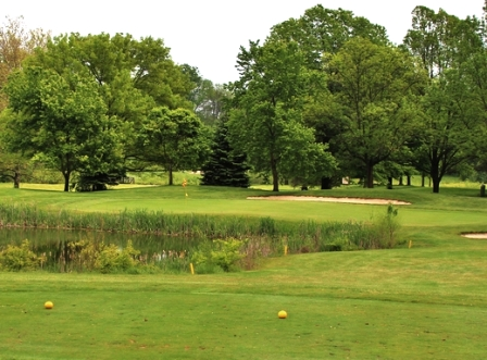 Golf Course Photo, Golf Center At Kings Island, The Grizzly, Mason, 45040