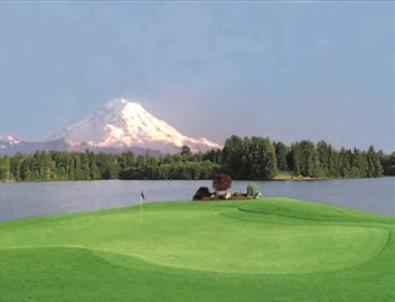 Tapps Island Golf Course, Sumner, Washington, 98390 - Golf Course Photo