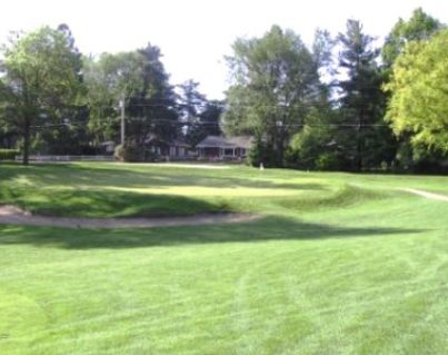 Newton Country Club,Newton, Iowa,  - Golf Course Photo
