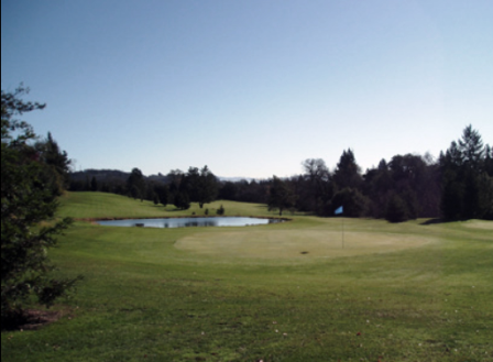 Wikiup Golf Course, CLOSED 2015,Santa Rosa, California,  - Golf Course Photo