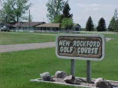 New Rockford Golf Club, New Rockford, North Dakota, 58356 - Golf Course Photo