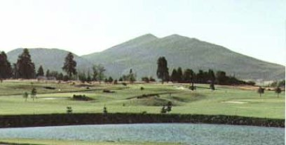 Shield Crest Golf Course,Klamath Falls, Oregon,  - Golf Course Photo