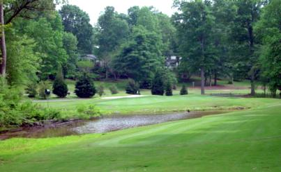 Golf Course Photo, Brookwoods Golf Club, Quinton, 23141