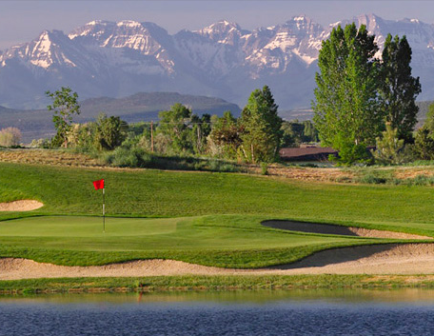 Bridges Golf and Country Club,Montrose, Colorado,  - Golf Course Photo