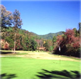 Golf Course Photo, Mill Creek Country Club, Franklin, 28734