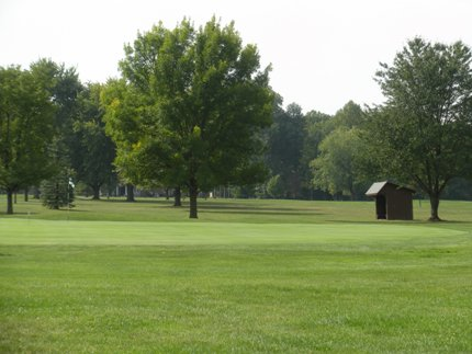 Forest Park Golf Course,Brazil, Indiana,  - Golf Course Photo