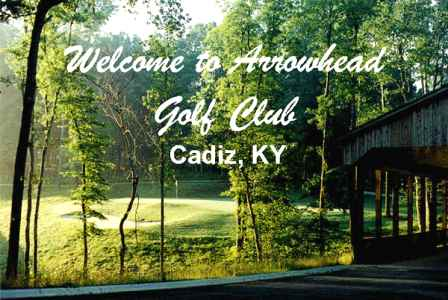 Arrowhead Golf Club,Cadiz, Kentucky,  - Golf Course Photo