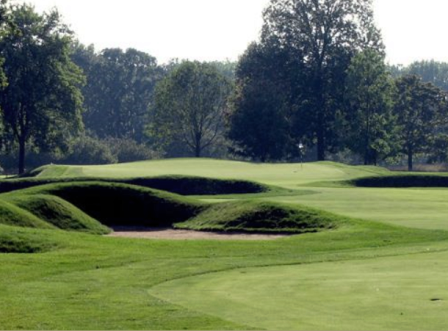 Golf Course Photo, Skokie Country Club, Glencoe, 60022