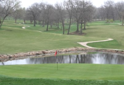 Lake Perry Country Club,Ozawkie, Kansas,  - Golf Course Photo