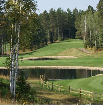 Golf Course Photo, St. Germain Municipal Golf Club, Saint Germain, 54558