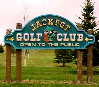Golf Course Photo, Jackpot Golf Club, Jackpot Golf Course, Jackpot, 89825