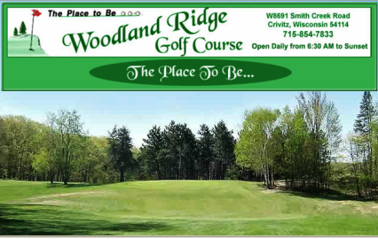 Woodland Ridge Golf Course, CLOSED 2013,Crivitz, Wisconsin,  - Golf Course Photo